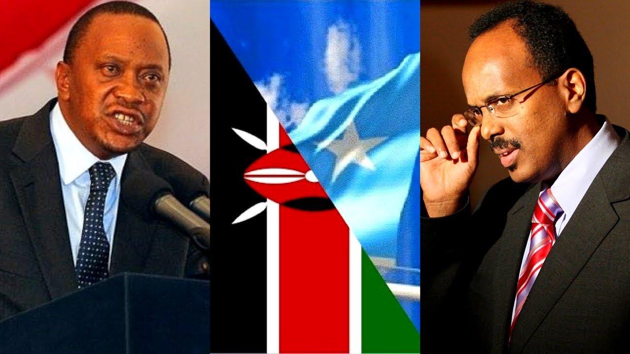 Image result for somaliya iyo kenya